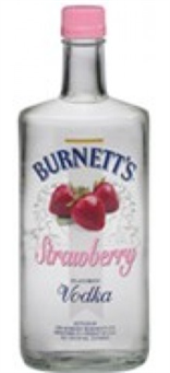 Burnetts Vodka Strawberry